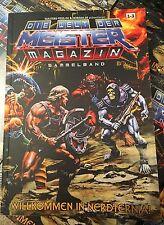 """SAMMELBAND """"DIE WELT DER MEISTER – MAGAZIN"""" (1-3) *NEU Masters of the Universe"""