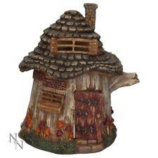 Fairy Tree House Ornament Collectible Garden - Home Decor Nemesis Now  Elf Pixi