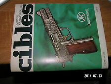 Revue Cibles n°43 Mitrailleuses Hotchkiss 13.2 Canon de Joie Armes Indochine