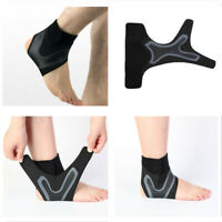 Foot Ankle Pads Cushion Plantar Fasciitis Pain Relief Heel Arch Support Sports