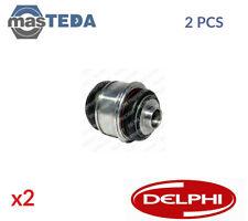 2x Delphi Rear Axle Bearing Rubber Bearing TD551W I NEW OE QUALITY