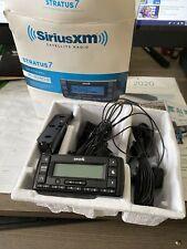 Sirius Stratus7 Satellite radio and vehicle kit
