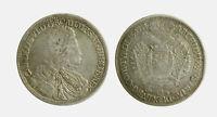 s276_2) Austria Carlo VI - Tallero 1714