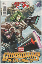 GUARDIANS OF THE GALAXY #1 THIRD EYE VARIANT 9.6 9.8 CGC IT MARVEL MOVIE