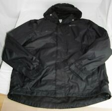 MOUNTAIN WAREHOUSE Torrent Black Waterproof Jacket Size M