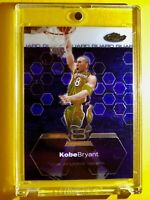 Kobe Bryant TOPPS FINEST RARE EMBOSSED SPECIAL FOIL CARD Lakers Kobe #8 - Mint!