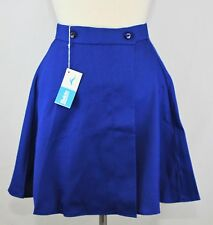 "UNWORN Vintage 70s BUKTA Hockey Gym SKIRT   28""/ 71 cm  Blue   223 Y"
