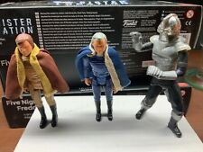 Vintage Battlestar Galactica Starbuck w/Cape,Adam w/Cape +Cylon Mattell 1978