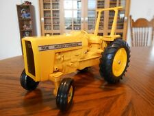 Vintage 1985 Ertl 1/16 Massey Ferguson 50E Industrial Tractor w/2 Post ROPS, HTF