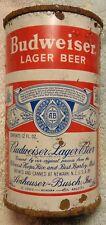Vintage Budweiser Beer Can - Flat Top - 12 Oz @1958