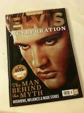 ELVIS PRESLEY 'A Celebration' 2017 UK 'Vintage Rock' Magazine - 40th Anniversary
