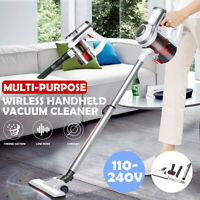 2 In 1 Wireless Cordless Handheld Home Vacuum Cleaner Carpet Car Dus yy