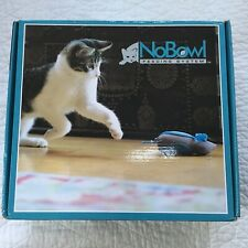 New listing No Bowl Feeding System Cat Training Food Toy Dr. Bales Catvocate New NoBowl