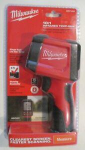 Milwaukee 2267-20H Infrared 10:1 Temp-Gun - Red BRAND NEW SEALED