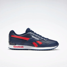 Reebok Royal Glide Men's Shoes Trainers Navy/Red/White G55744 UK 7.5 to 12