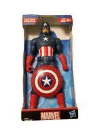"Marvel Captain America Hasbro 9"" Action Figure Avengers"