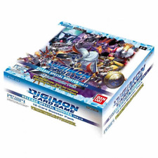 PREORDER Digimon Card Game Series 01 Special Booster Box Version 1 W/ 24 Packs