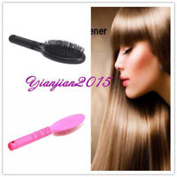 HK- Loop Brush for Human Wig Hair Extensions Micro Bead Comb DIY Salon Tool Char