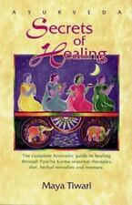 Ayurveda Secrets of Healing (Paperback or Softback)