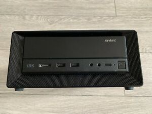 Antec Case ISK 300 Mini-ITX Desktop USB eSATA with 65W Power Supply