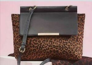 Lipsy Leopard print Handbag - BNIP