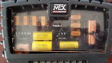 "MTX Audio TXC6.1 Thunder Axe 6.5"" Crossover set only"