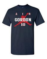 "Josh Gordon New England Patriots ""Air Gordon"" T-Shirt"
