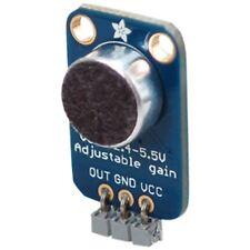 Adafruit micrófono electret Amplificador-MAX4466 con ganancia ajustable [ADA1063]