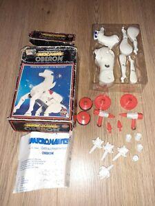 MICRONAUTS OBERON FIGURE IN BOX