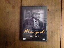 MAIGRET VOLUME 1 -  4 DVD