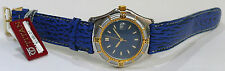 TITAN 514BL01 Vintage Quartz Watch Shark Skin - Brand New Old Stock NOS -TRUSTED