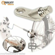 Walky Dog Bike Attachment Lowrider Dog Supplies Dog Bike Leash Stainless Steel
