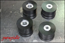 BMW e46 solid delrin rear subframe bushing 75D - 33312283573, 33312283574, spec