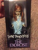 Mezco LDD Living Dead Dolls Exorcist Doll NEW IN BOX