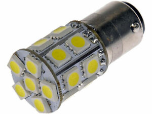 For 1974-1977 Fiat X 1/9 License Light Bulb Dorman 83195YF 1975 1976