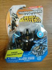 2012 Transformers Prime Beast Hunters NIGHT SHADOW BUMBLEBEE Deluxe Figure MOC