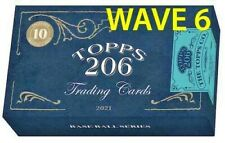 2021 TOPPS 206/T-206 Wave 6 BASE Buy More & $ave 99¢ SHIP PRE-SALE YOU PICK!