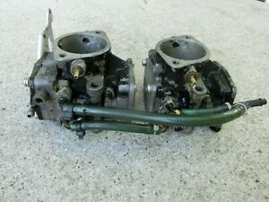 SEADOO 787 800 DUAL CARBS XP SPX GTX GSX mikuni 40mm CARBURETORS nr