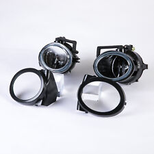 For BMW E46 M3 & ZHP M-Sport E39 M5 CLEAR FOG LIGHT LAMPS