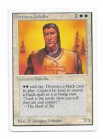 Magic the gathering ~ MTG ~ 1x NORTHERN PALADIN ~ UNLIMITED ~ MP ~ SCANS