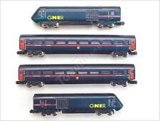 T Gauge GNER HST Inter-City 125 (4 Car Set) GNER-125