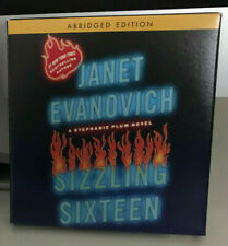 Janet Evanovich Sizzling Sixteen CD Audiobook 3cds Abridged