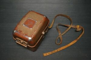 Rollei f&h Metal Tropical Camera Case for Rolleiflex 2,8F 3,5F