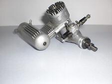 OS Max FP 40 Nitro RC airplane Engine & Muffler