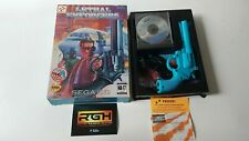 LETHAL ENFORCERS SEGA CD USA MEGA CD GAME BOXED BRAND NEW UNUSED EX CON