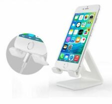 Mobile Phone Holder Stand Desktop Mount Dock for iPhone X 8 7 6s Plus 5 5s