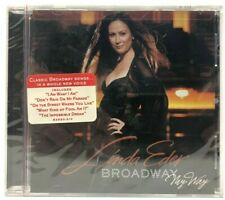 Linda Eder  BROADWAY, MY WAY CD  BRAND NEW Factory SEALED