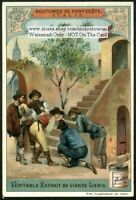 Pentacostal Whitsun Celebration In Italy 1904 Trade Ad Card
