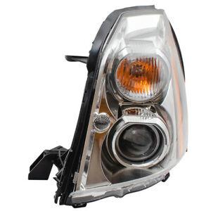 Drivers HID Headlight Bulb & Ballast Housing Assembly for 2006-2011 Cadillac DTS