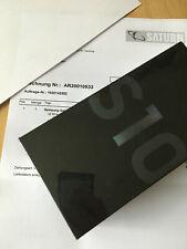 Samsung Galaxy S10 SM-G973F/DS - 128GB - Prism Black (Ohne Simlock) (Dual-SIM)